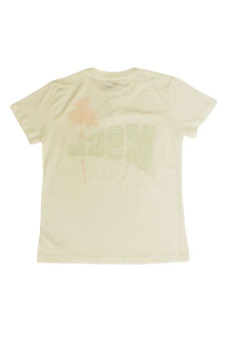 T-shirt MSGM MSGM | T-shirt | 022086BIANCO