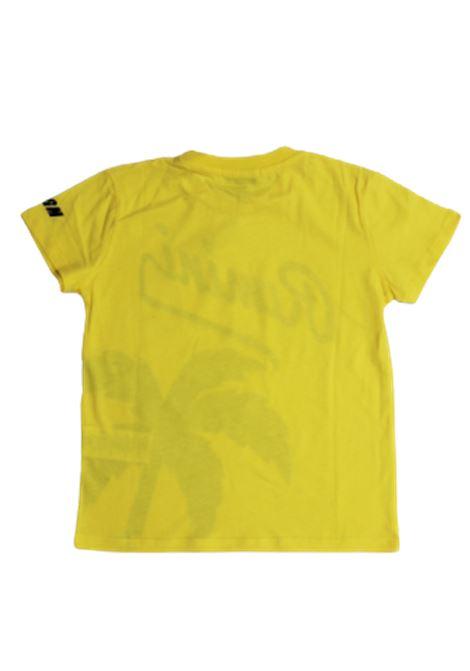T-shirt MSGM MSGM | T-shirt | 022433GIALLO