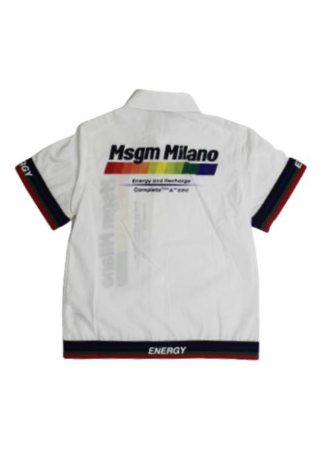 Camicia MSGM MSGM | Camicia | 022447BIANCO