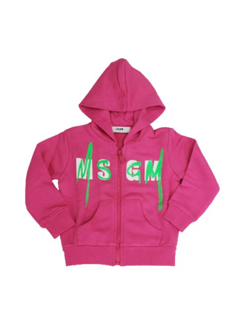 FELPA MSGM MSGM | Felpa | 023927FUXIA