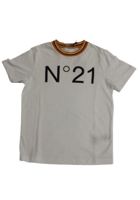 T-shirt N21 N21 | T-shirt | N2146HBIANCO
