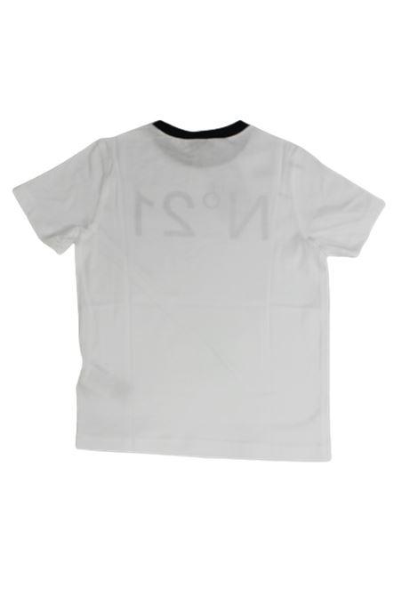 T-shirt N21 N21 | T-shirt | N21491BIANCO