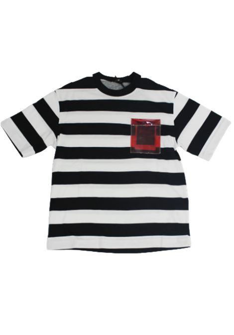 T-shirt N21 N21 | T-shirt | N21499RIGA B.CO NERO