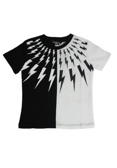 T-shirt Neil Barrett NEIL BARRETT | T-shirt | 024219NERO BIANCO