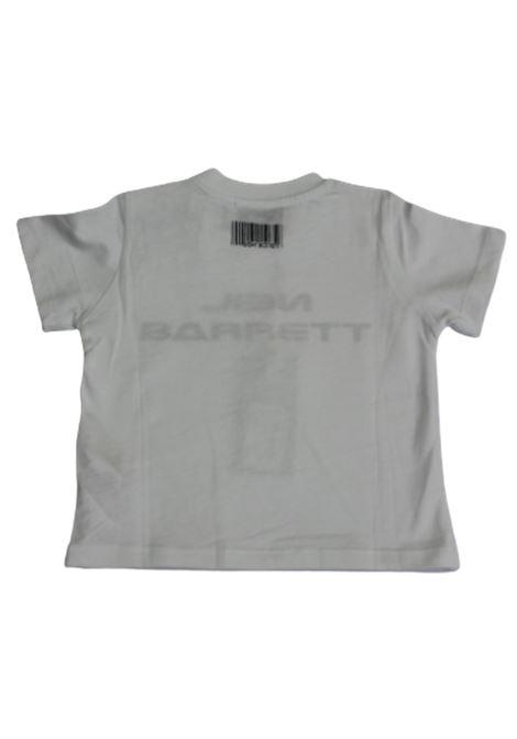 T-shirt Neil Barrett NEIL BARRETT | T-shirt | 024705BIANCO
