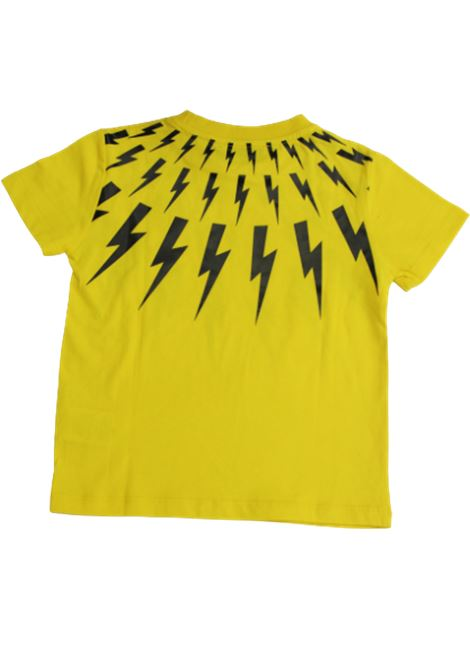 T-shirt Neil Barrett NEIL BARRETT | T-shirt | NEI41GIALLO