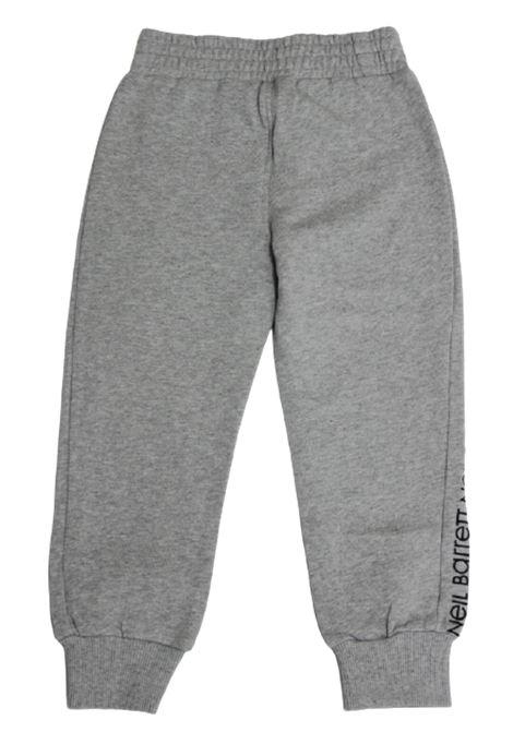 Pantalone Neil Barrett NEIL BARRETT | Pantalone | NEI44GRIGIO
