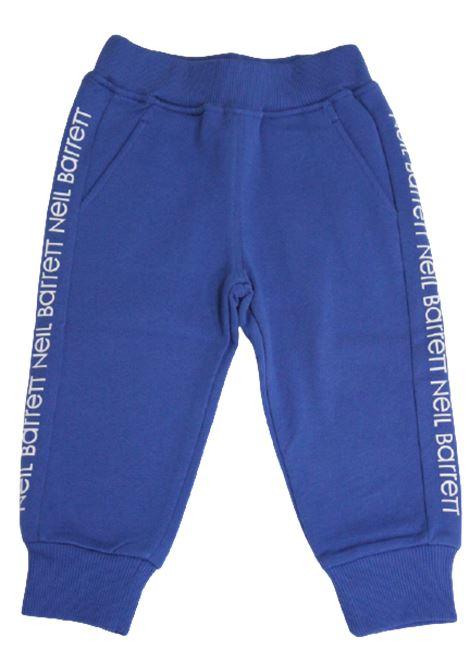 Pantalone Neil Barrett NEIL BARRETT | Pantalone | NEI45BLUETTE