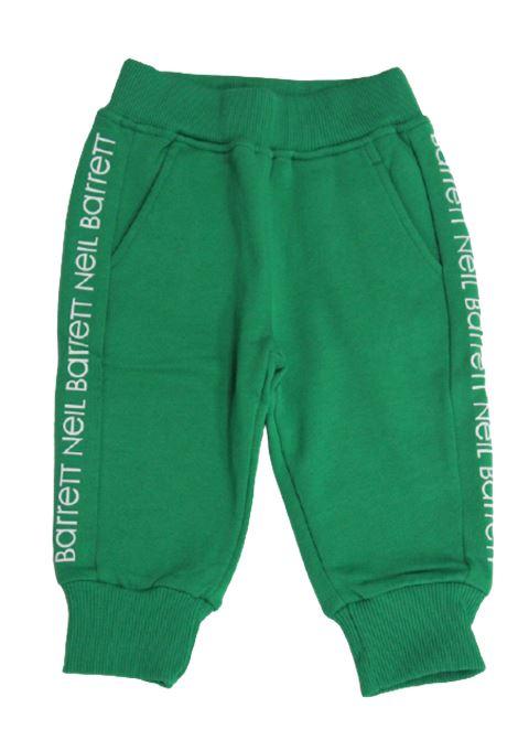 Pantalone Neil Barrett NEIL BARRETT | Pantalone | NEI45VERDE