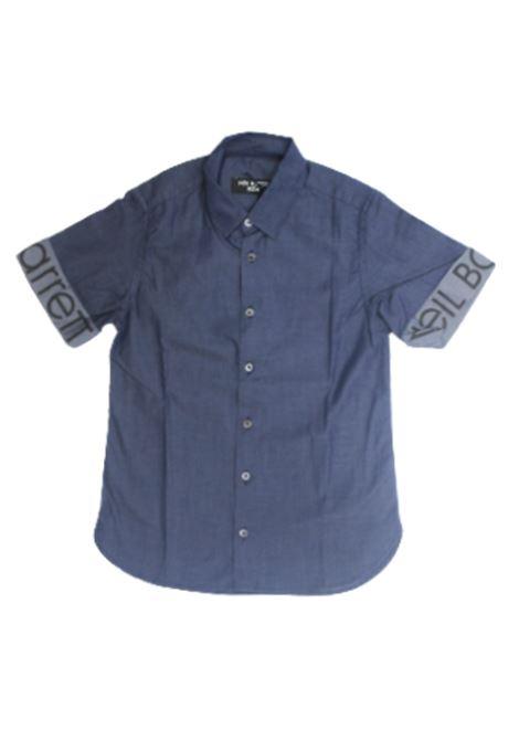 Camicia Neil Barrett NEIL BARRETT | Camicia | 018656BLU