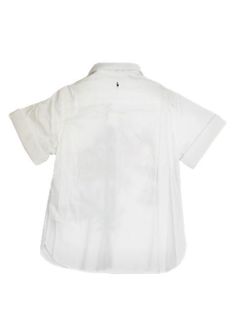 Camicia Neil Barrett NEIL BARRETT | Camicia | 024289BIANCO FANTASIA