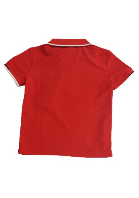 Polo North Sails NORTH SAILS | T-shirt | 4528000000230ROSSO