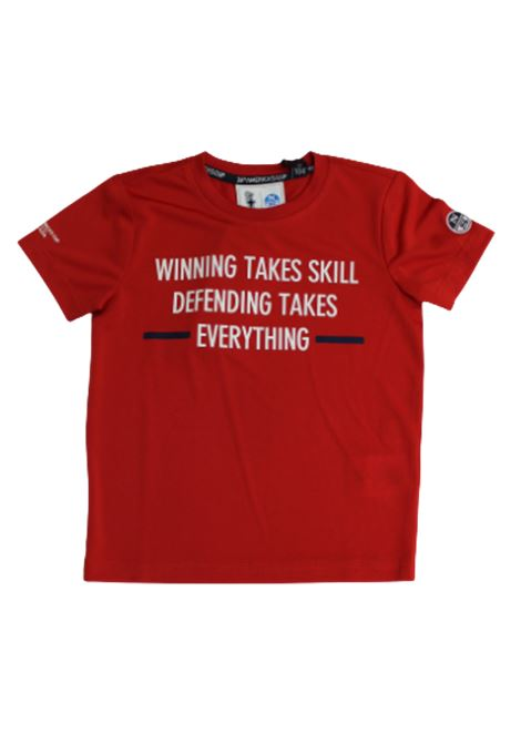 T-shirt North Sails NORTH SAILS | T-shirt | 452901000C003ROSSO