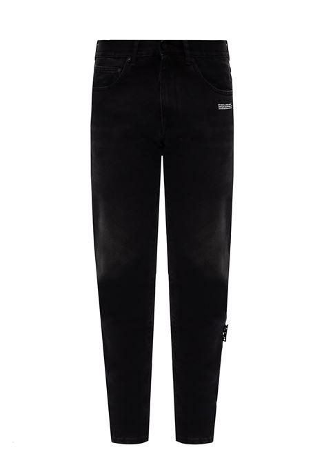 OFF WHITE | jeans  | OMYA011E20NERO