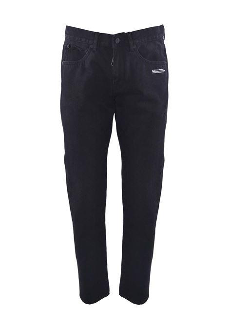OFF WHITE   jeans    OMYA011F20NERO