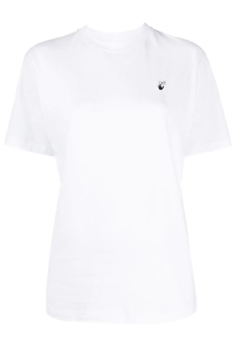 OFF WHITE | T-shirt | OWAA049E20BIANCO