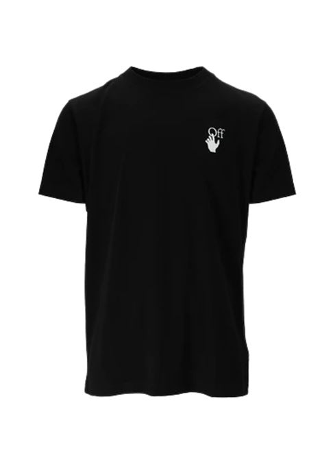OFF WHITE | T-shirt | OWAA049E20NERO