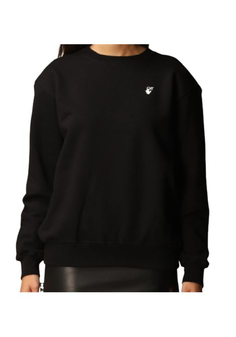 OFF WHITE | sweatshirt | OWBA046E20JER00110NERO