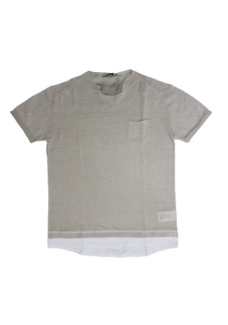 PAOLO PECORA | T-shirt | PP2100BEIGE