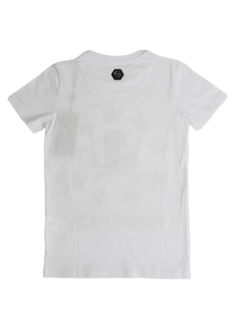PHILIPP PLEIN | T-shirt | P20CBIANCO