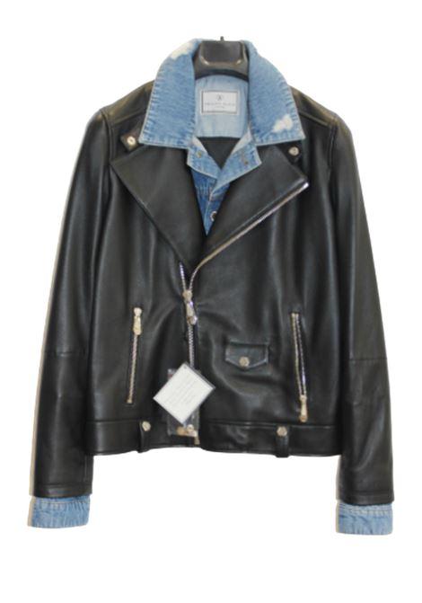 PHILIPP PLEIN | jacket | P20CBLB0180PLE010NNERO