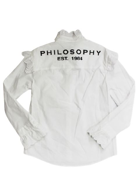 PHILOSOPHY | shirt | PHI87BIANCO