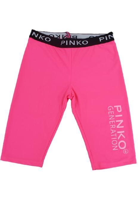PINKO | leggins | 022265FUXIA FLUO