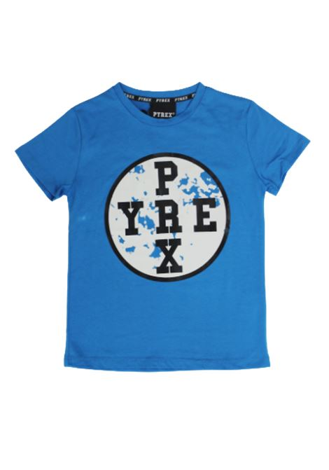 PYREX | T-shirt | 024478TURCHESE