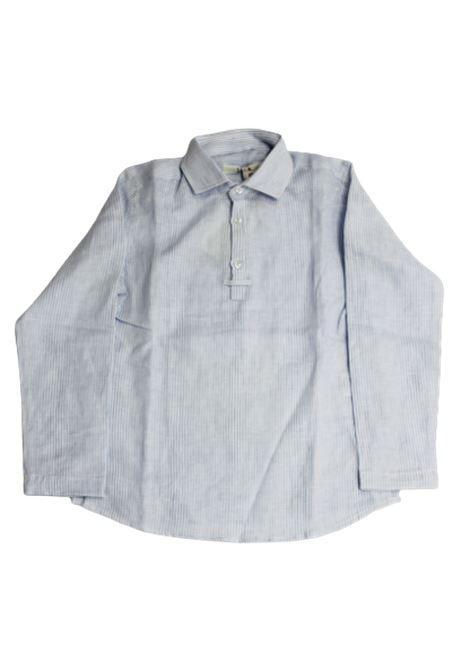 Camicia SP1 SP1 | Camicia | B3401264RIGA B.CO AZZURRO