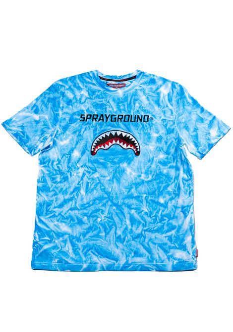 SPRAYGROUND | T-shirt | 21PESPY181AZZURRO