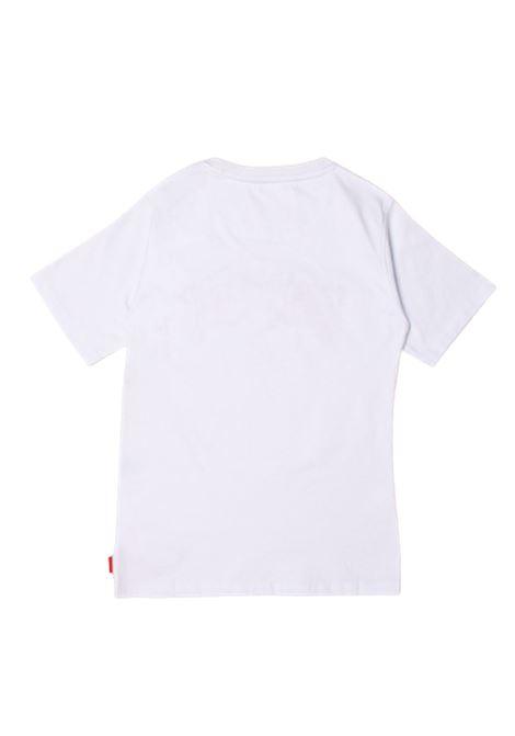 SPRAYGROUND | T-shirt | 21PESPY182BIANCO