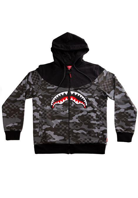 SPRAYGROUND | sweatshirt | 21PESPY188NERO MIMETICO