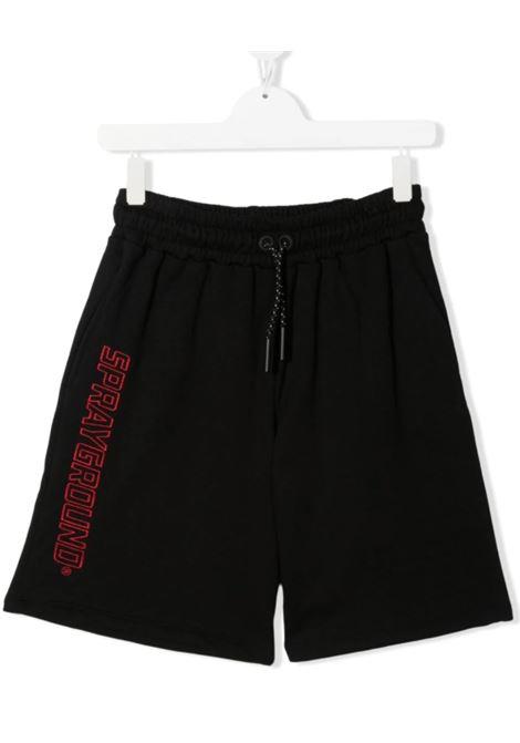 SPRAYGROUND | Bermuda pants  | 21PESPY189NERO