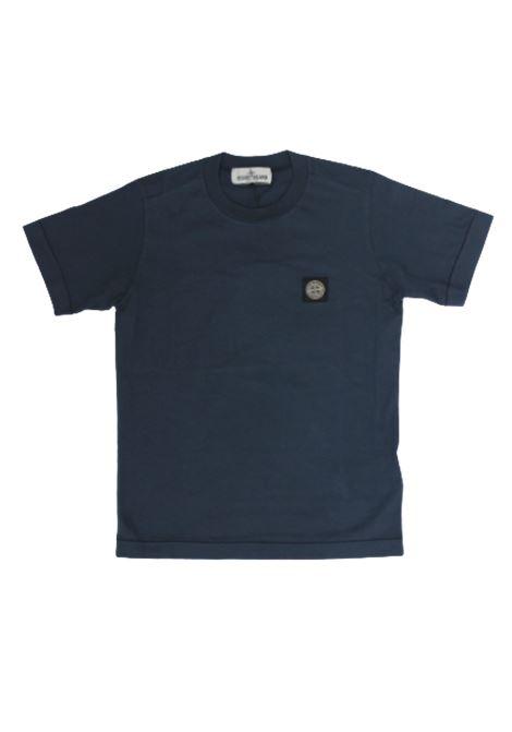 T-shirt Stone Island STONE ISLAND | T-shirt | 721620147BLU