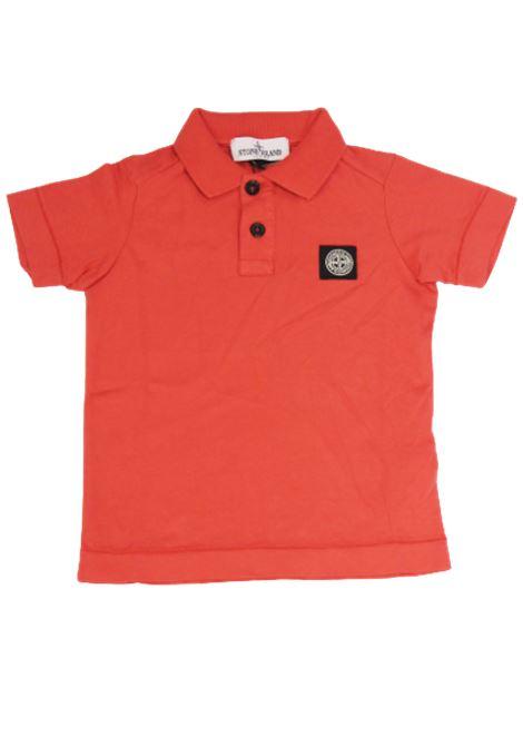 STONE ISLAND | T-shirt | 721620247ROSSO