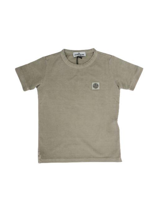 T-shirt Stone Island STONE ISLAND | T-shirt | 721620849BEIGE