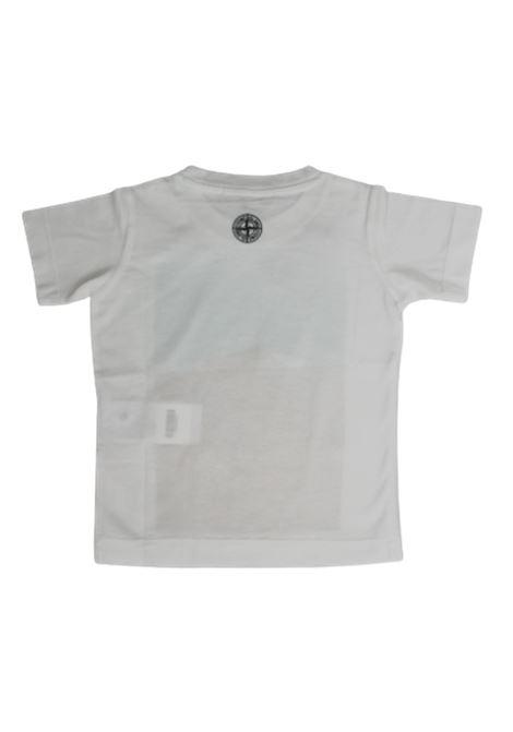 T-shirt Stone Island STONE ISLAND | T-shirt | 721621053BIANCO