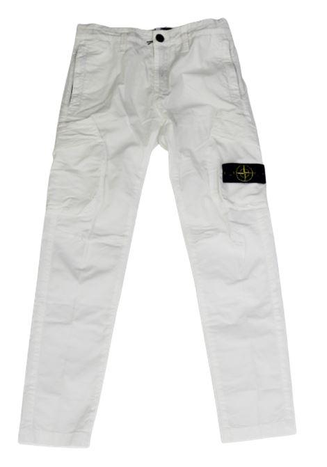 STONE ISLAND | trousers | 721630311BIANCO