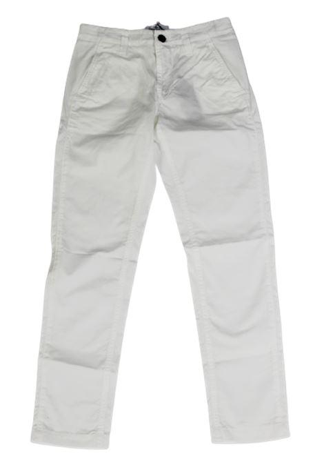 STONE ISLAND | trousers | 721630811BIANCO