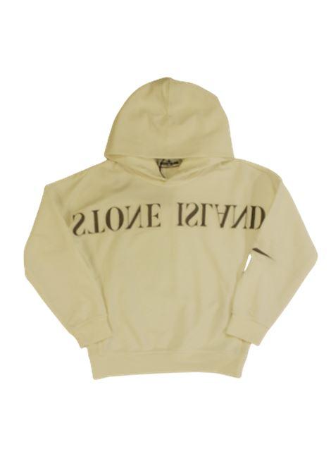 STONE ISLAND | sweatshirt | 721661140V0031BIANCO