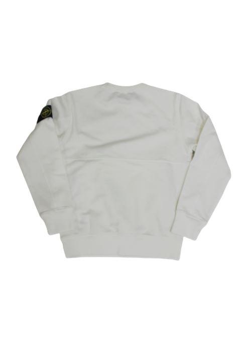 STONE ISLAND | sweatshirt | 721662442BIANCO