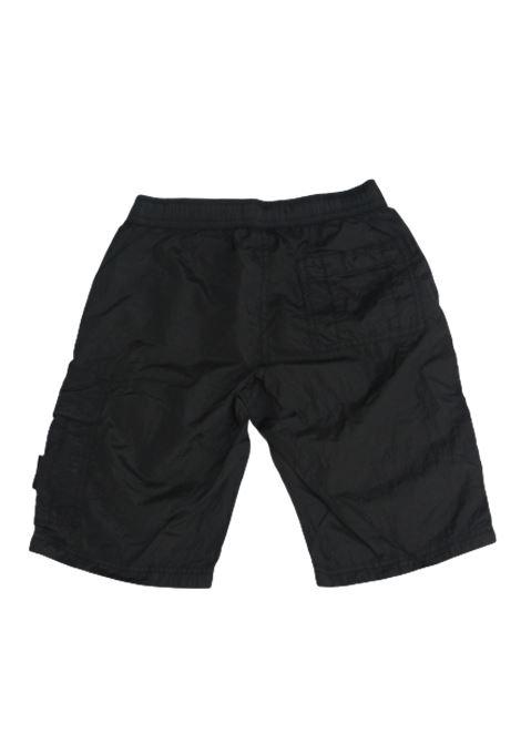 STONE ISLAND | Bermuda pants  | 7216L0315NERO
