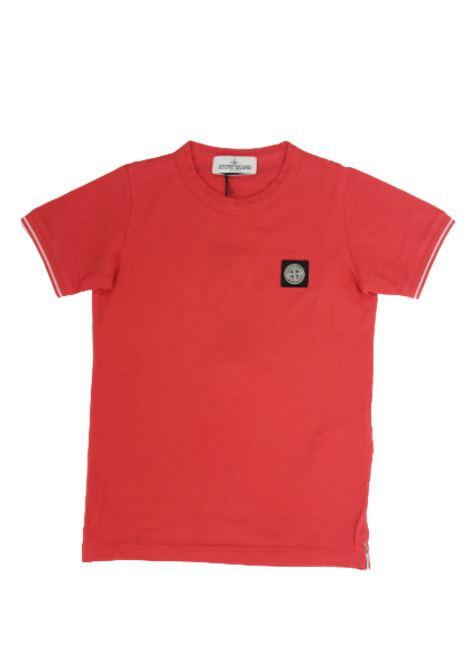 T-shirt Stone Island STONE ISLAND | T-shirt | STO10ROSSO