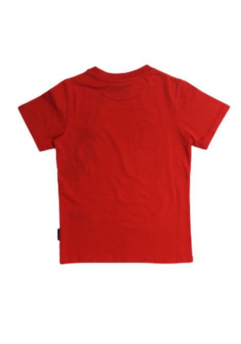SUNDEK | T-shirt | B021TEJ7800ROSSO