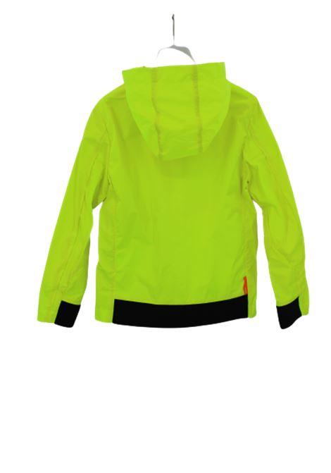 SUNS | jacket | GBS11050UGIALLO FLUO