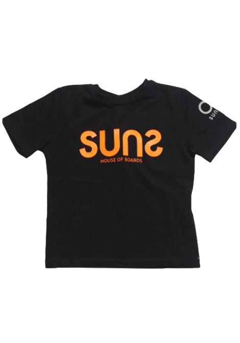 T-shirt SUNS SUNS | T-shirt | KPAOLOLOGO41UBLNERO