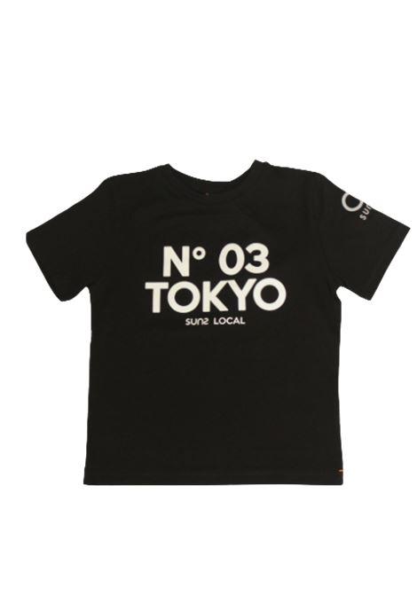 T-shirt SUNS SUNS | T-shirt | KPAOLOTOKIO1UBLNERO
