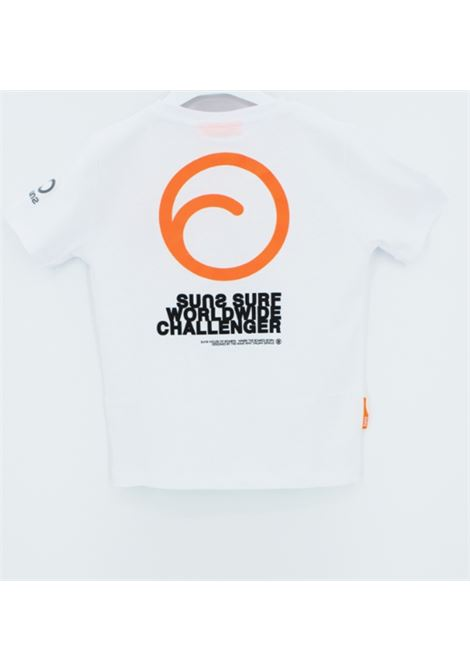 T-shirt SUNS SUNS | T-shirt | TSS11054UBIANCO