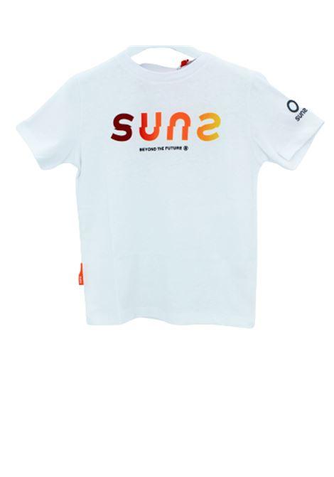 T-shirt SUNS SUNS | T-shirt | TSS11058UBIANCO