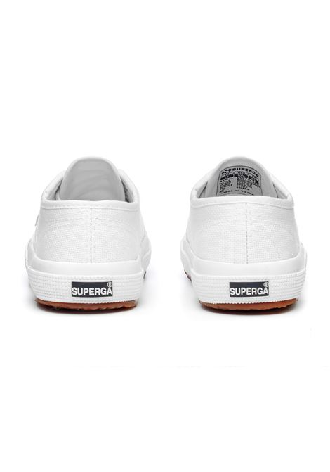 SNEAKERS SUPERGA SUPERGA | Sneakers | 2750JCOT CLASSICBIANCA